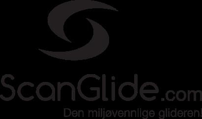Logo ScanGlide_sort_UnderTekst